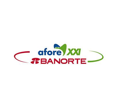 Logo Afore XXI